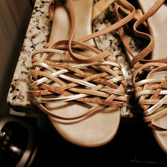 Allyson Whitmore Shoes - 119. fancy minimalist sandals